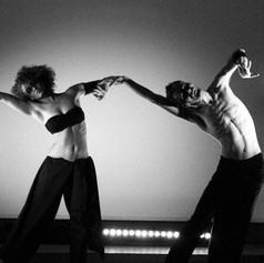 Sankofa duo danse