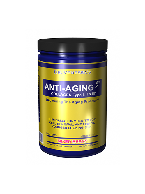Anti-Aging III Collagen - Mixed Berry