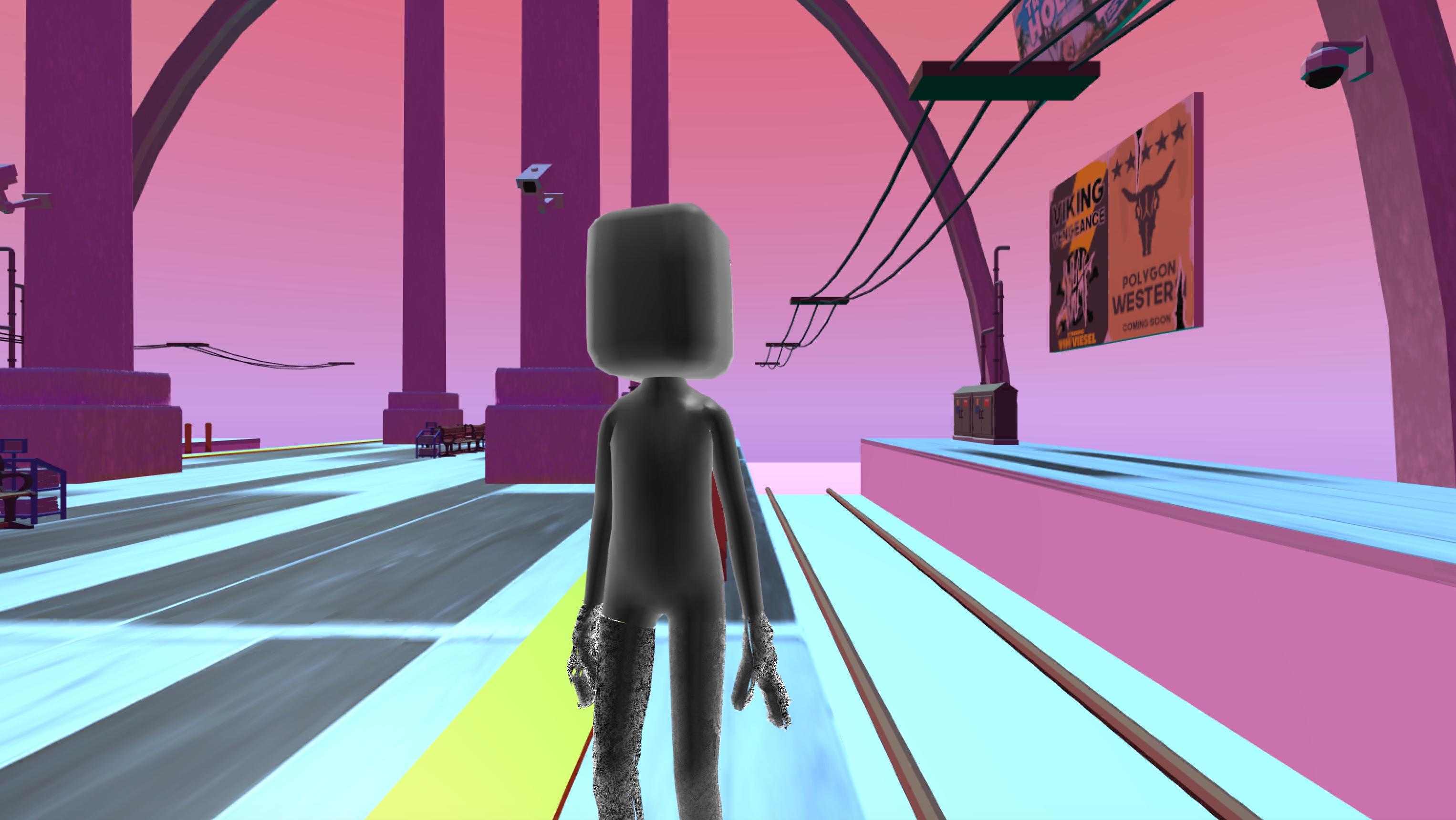 T.U.S.E.O.A.D. - Screenshot