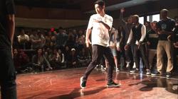 "Ferdi Yu at ""Breaks U"" Breakdance Competition"