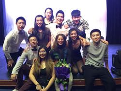 Ferdi Yu with Dance Class