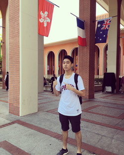 Ferdi Yu at USC