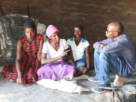 Stanley Ndambakuwa: Stories that touched my heart in Zimbabwe