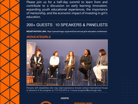 2nd Annual Girls Education Conference
