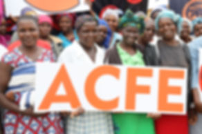 Parents of ACFE Beneficiaries gather for an event at Musena Secondary School in Zimbabwe