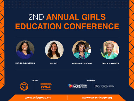 Progress, Power, and Possibilities: The 2nd Annual Girls Education Conference