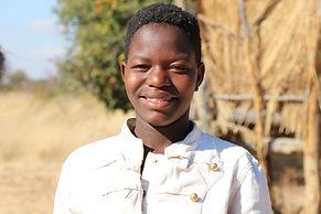 ACFE Scholarship beneficiary, Tsungai Mugari