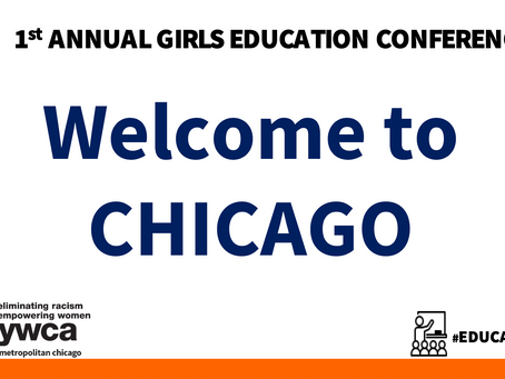 Welcome to Chicago: Let's change the world