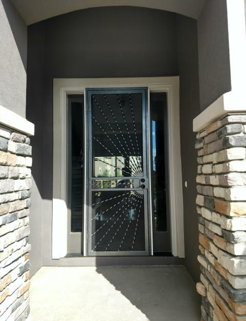 Sunray II Door