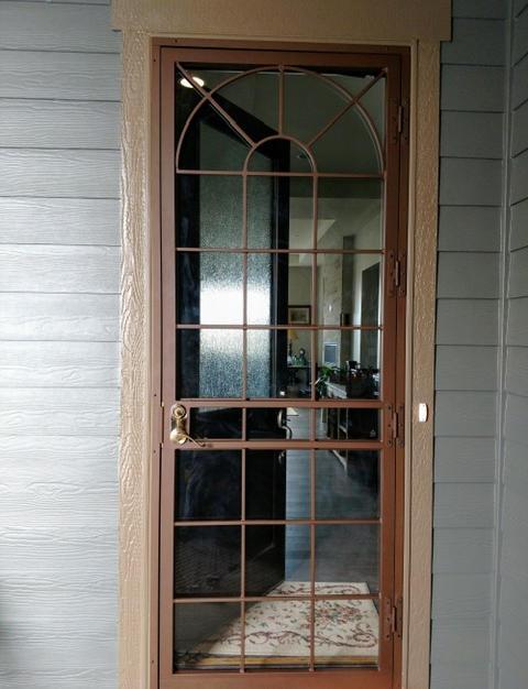 Sunrise Door