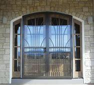 Art Deco II Door