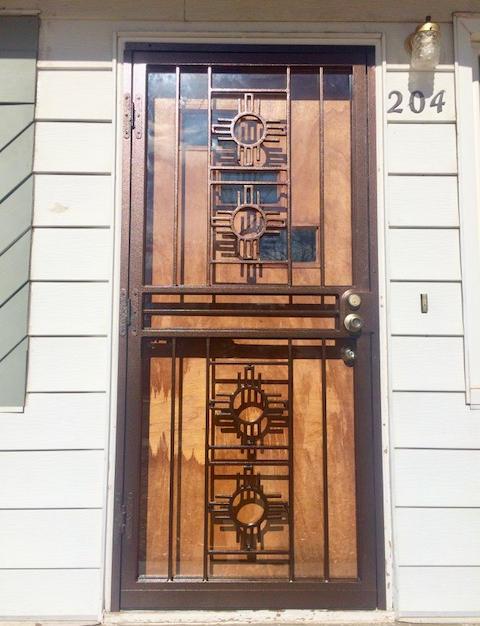 Zuni Door