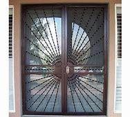 Sunray double door