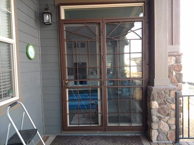 Sunise II Double Door
