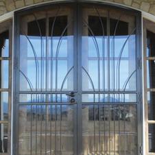 Art Deco II Double door