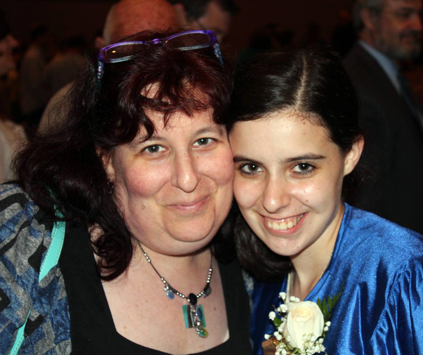 mom and roxy