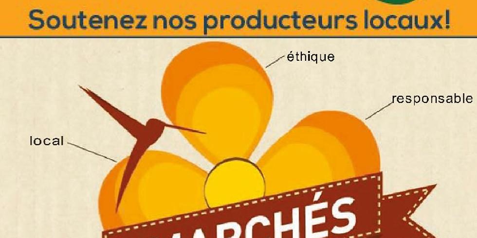 Faites vos courses chez les producteurs·trices du coin !