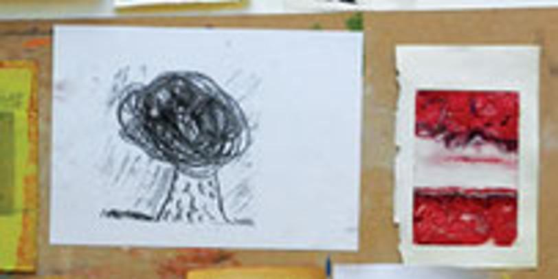 """Matrices"" atelier de gravure"