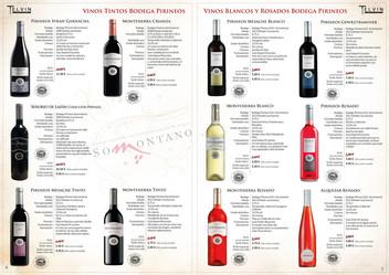 ¿Una carta de vinos vende más?.