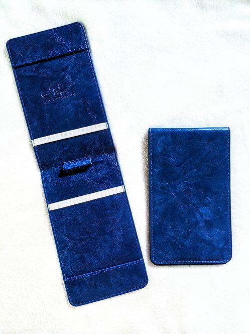 Blue Pebbled holder