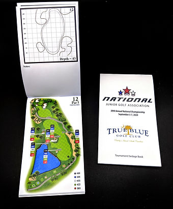 Golf Tournament Products