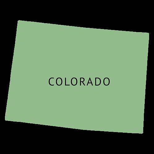 Colorado 3D Books