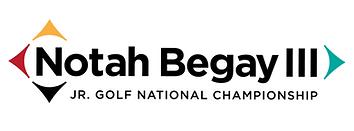 Notah Begay III Championship Yardage Books