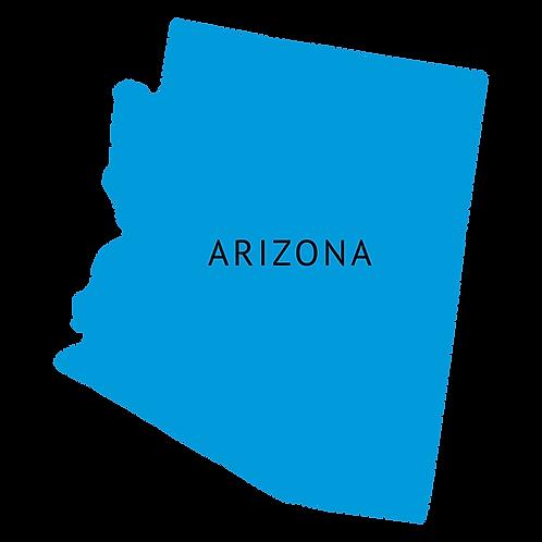 Arizonské 3D knihy
