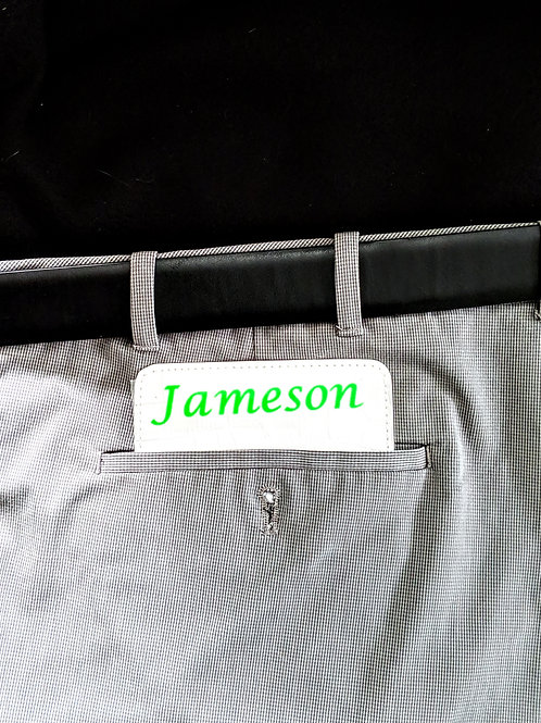 Customized Holder NAME ONLY