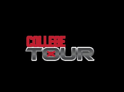 College X Tour