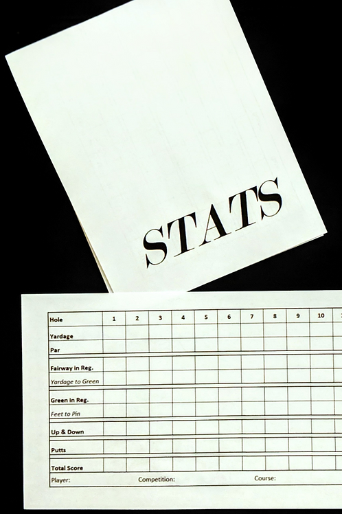 STAT Sheets - 8 Pack