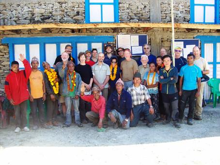 Organizing a Philanthro-Trek; Basa 2017