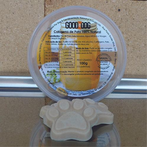 Colágeno de Pato 100% Natural - 100g (Entregas só para Blumenau e Região)