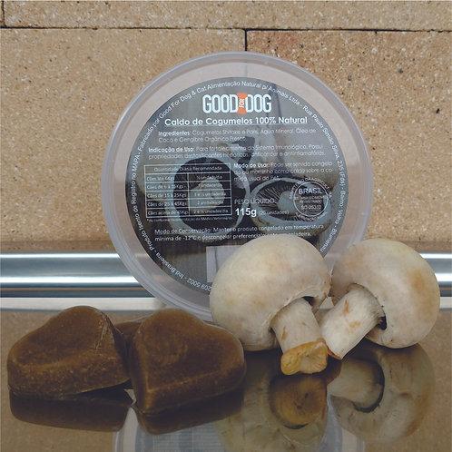 Caldo de Cogumelos Pró Imunidade - 115g (Entregas só para Blumenau e Região)