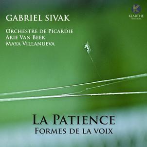 LA PATIENCE / GABRIEL SIVAK