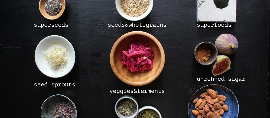 What Vegans Eat