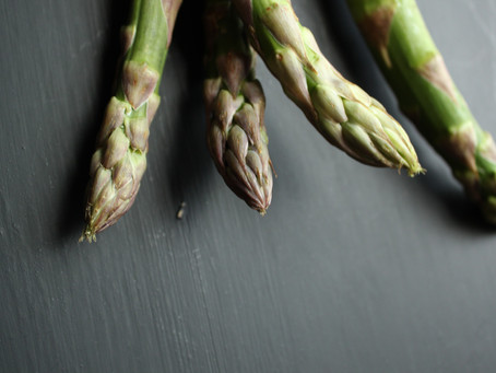 We Need to Talk About (No2).. ASPARAGUS