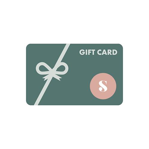 Skin Wellness MD Gift Card