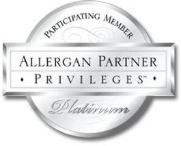 Skin Wellness MD Allergan Partner Badge