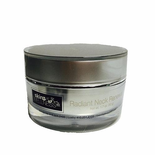 SkinWellnessMD® Radiant Neck Renewal Cream