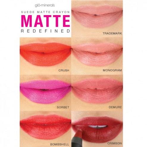 Glo-Minerals® Suede Matte Crayon