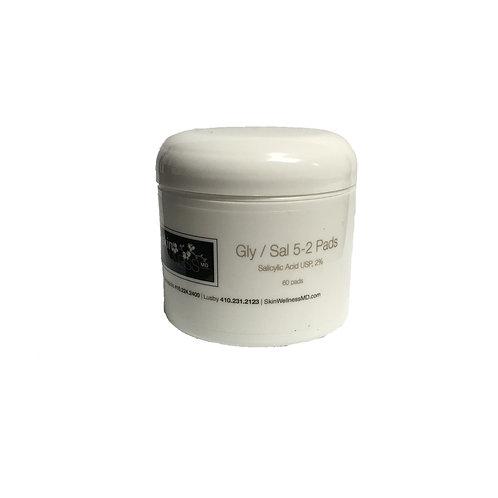 SkinWellnessMD® Clarifying Acne Pads