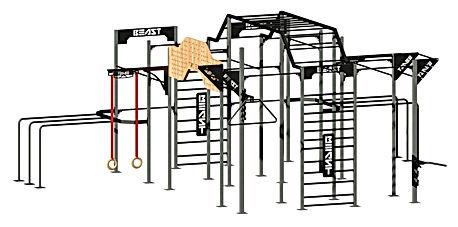 Prgettiamo e relaizziamo parchi per allenamento a corpo libero come calisthenics e crossfit per palestre e amministrazioni comunali