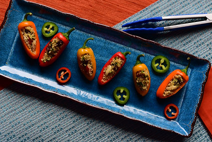 Stuffed Peppers with Couscous .JPG