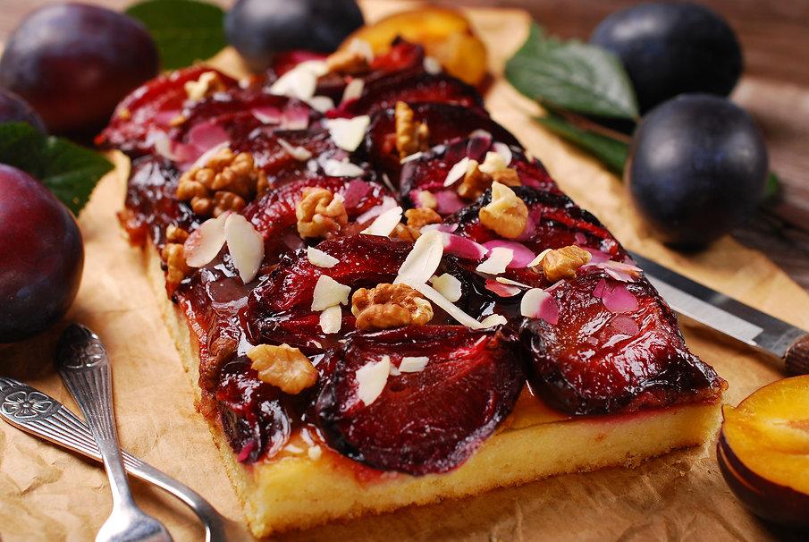 Plum cake with Almonds & Walnuts.jpg