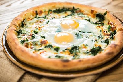 Breakfast Pizza with Arugula & Eggs.jpg
