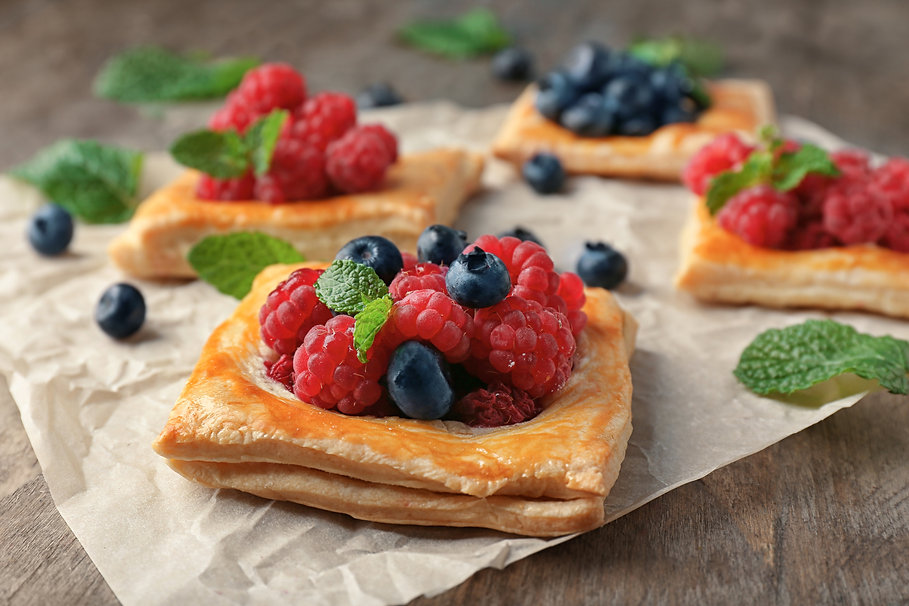 Berry Nice Pastry