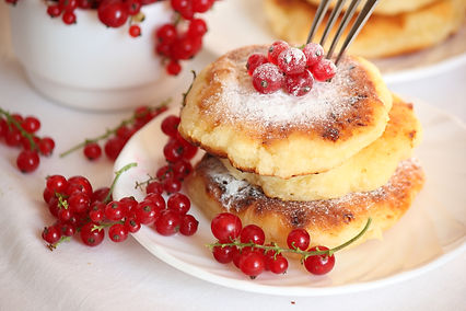 Cheese Pancakes with Red Currents.jpg