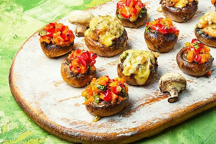 Mushrooms Stuffed with Veggies.jpg