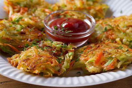 Potato, Zucchini, Carrot Pancakes.jpg